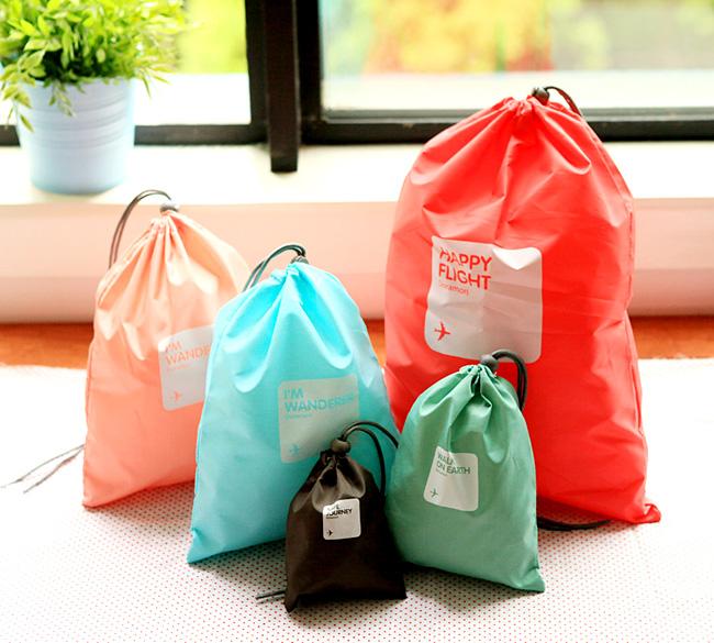 Túi vải không dệt dây rút sự lựa chọn cho các nhà tiếp thị