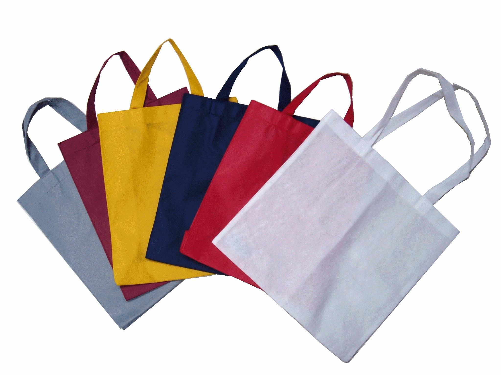 Cùng chung tay sử dụng túi vải không dệt bảo vệ môi trường