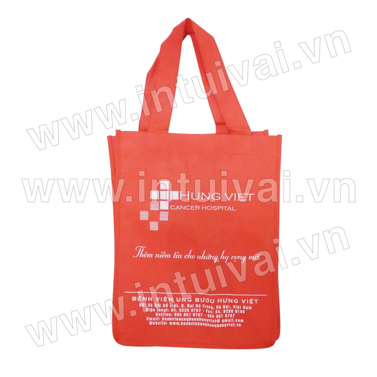 Túi hình hộp (có hông)
