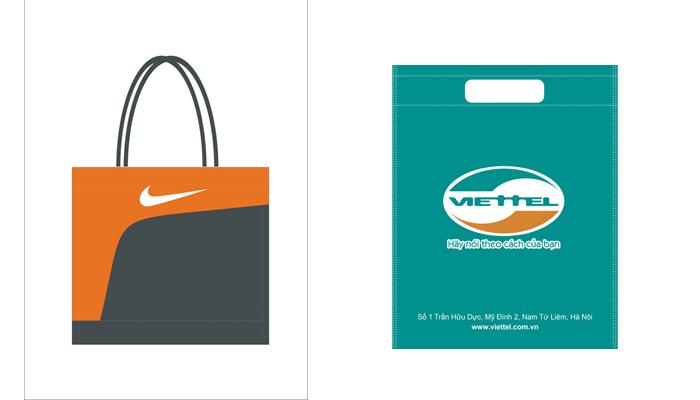 Túi vải không dệt đột phá doanh thu cho doanh nghiệp và sạch môi trường