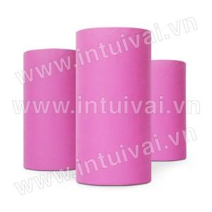 Vải không dệt màu hồng