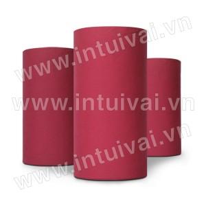 Vải không dệt màu đỏ đun